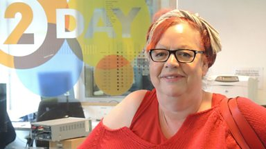 Image for Jo Brand chats to Steve Wright