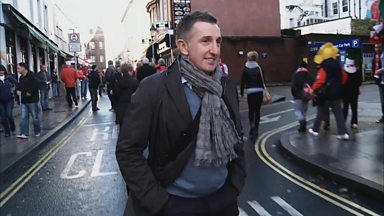 Image for Montage of the life of Jonathan Davies