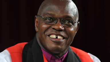 Image for Archbishop of York: Avoiding tax