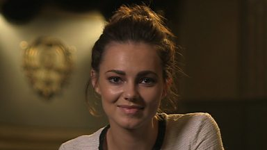 Image for Kara Tointon's BBC Lifeline Appeal for Dyslexia Action