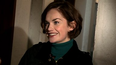 Image for Ruth Wilson talks Alice