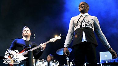 Image for Labrinth - Radio 1's Big Weekend highlights