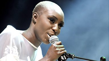 Image for Laura Mvula - Radio 1's Big Weekend highlights
