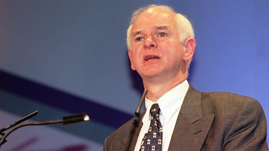 Image for Sir Howard Davies on Mervyn King's last day as Bank of England Governor