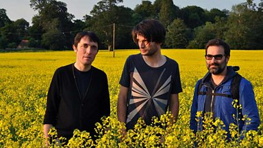 Image for Colin Greenwood's post-gig tourbus throwdown