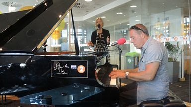 Image for Julia Fordham Live in Session