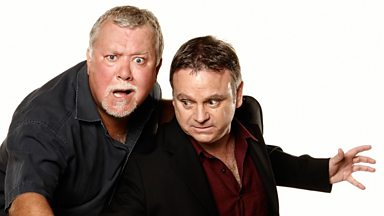 Image for Drum and Bass with Hale and Pace