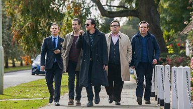 Image for Mark Kermode reviews The Worlds End