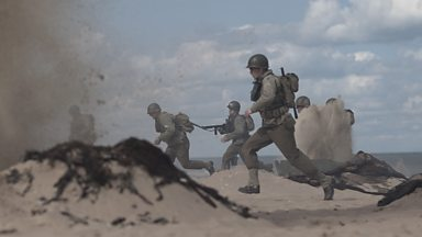 Image for Trailer for D-Day: The Last Heroes