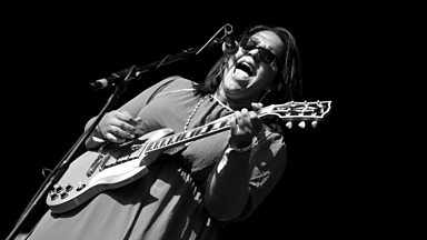 Image for Alabama Shakes - Glastonbury highlights