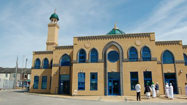 Image for New mosque opens its doors