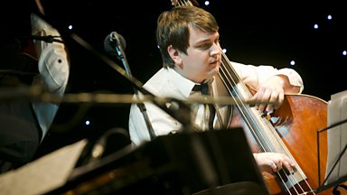 Image for Young Scottish Jazz Musician of the Year 2013 Finalists: Brodie Jarvie