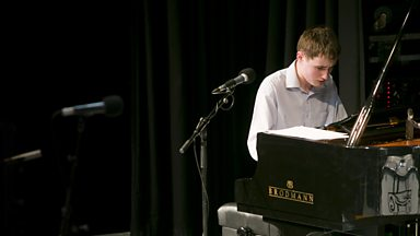 Image for Young Scottish Jazz Musician of the Year 2013 Finalists: Fergus McCreadie