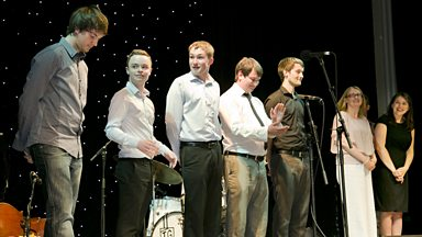 Image for Young Scottish Jazz Musician of the Year 2013 Winner: Corrie Dick