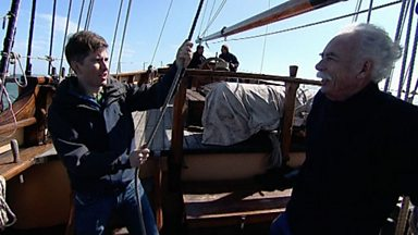 Image for Shanties and sea songs with Gareth Malone (pt 1/2)