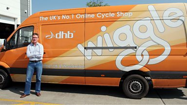 Image for A business success story: From Portsmouth bike shop to online giant - Part 2