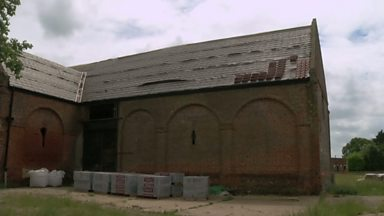 Image for Committed to restoring St Peter's Barn's beauty