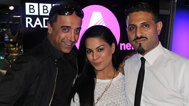 Image for Veena Malik talks to Raj and Pablo
