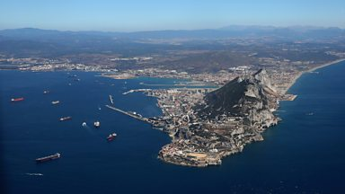Image for Why Gibraltar is British & other border anomalies
