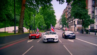 Image for Top Gear's Britain is Great