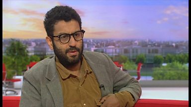 Image for Actor, Adeel Akhtar calls for a review of the UK's terrorism laws