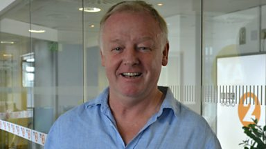Image for Les Dennis chats to Steve Wright