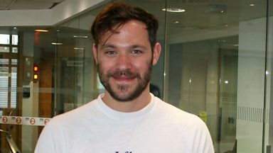 Image for Will Young chats to Steve Wright