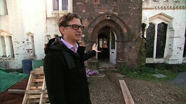 Image for Kieran tries to comprehend Barnhill's architecture