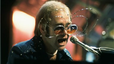 Image for Sir Elton John enters the Singers Hall of Fame