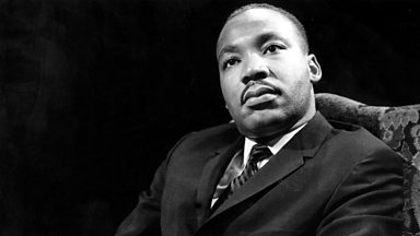 Image for Martin Luther King's niece describes her 'prankster' uncle