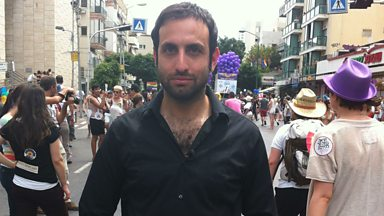 Image for Men's Hour explores Tel Aviv Gay Pride