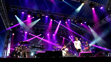 Image for Alex Clare - Reading Festival highlights