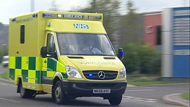 Image for Bank holiday weekend for the ambulance service