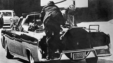 Image for Agent Clint Hill recalls the fatal shooting of JFK