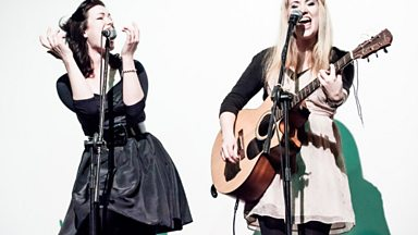 Image for Daughters of Davis share their inspirations and experiences with their music