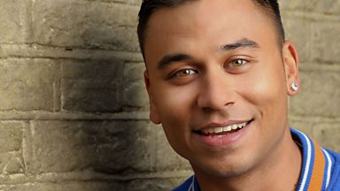 Image for On set with... Ricky Norwood