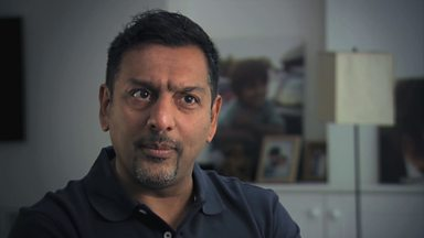 Image for Nitin Ganatra wants to know more about his heritage so he can pass it onto his sons