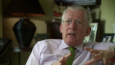 Image for Nick Hewer wants to find out more about his mother's father who was the High Sheriff of Belfast