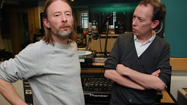 Image for Thom Yorke chats to Steve.