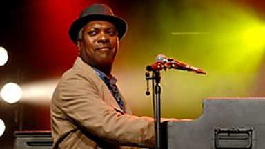 Image for Huey meets Booker T Jones