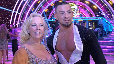 Image for Strictly Couple: Deborah and Robin