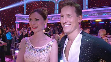 Image for Strictly Couple: Sophie and Brendan