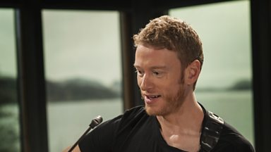 Image for Teddy Thompson performs 'Don't Know What I Was Thinking'