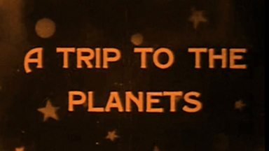 Image for A Trip To The Planets