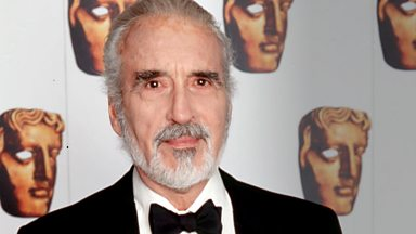 Image for Christopher Lee talks about The Wicker Man