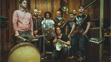 Image for Huey meets The Hackney Colliery Band