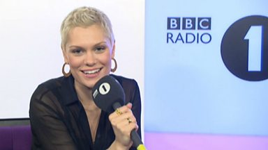 Image for Jessie J chats to Jameela
