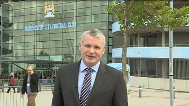 Image for Mowbray: Manchester derby