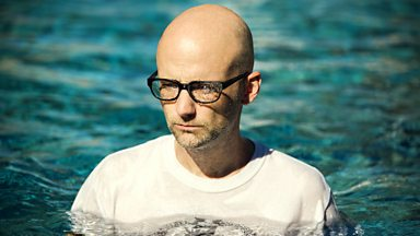 Image for Moby prepares for Now Playing @6Music