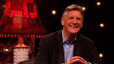 Image for Michael Palin talks travel essentials